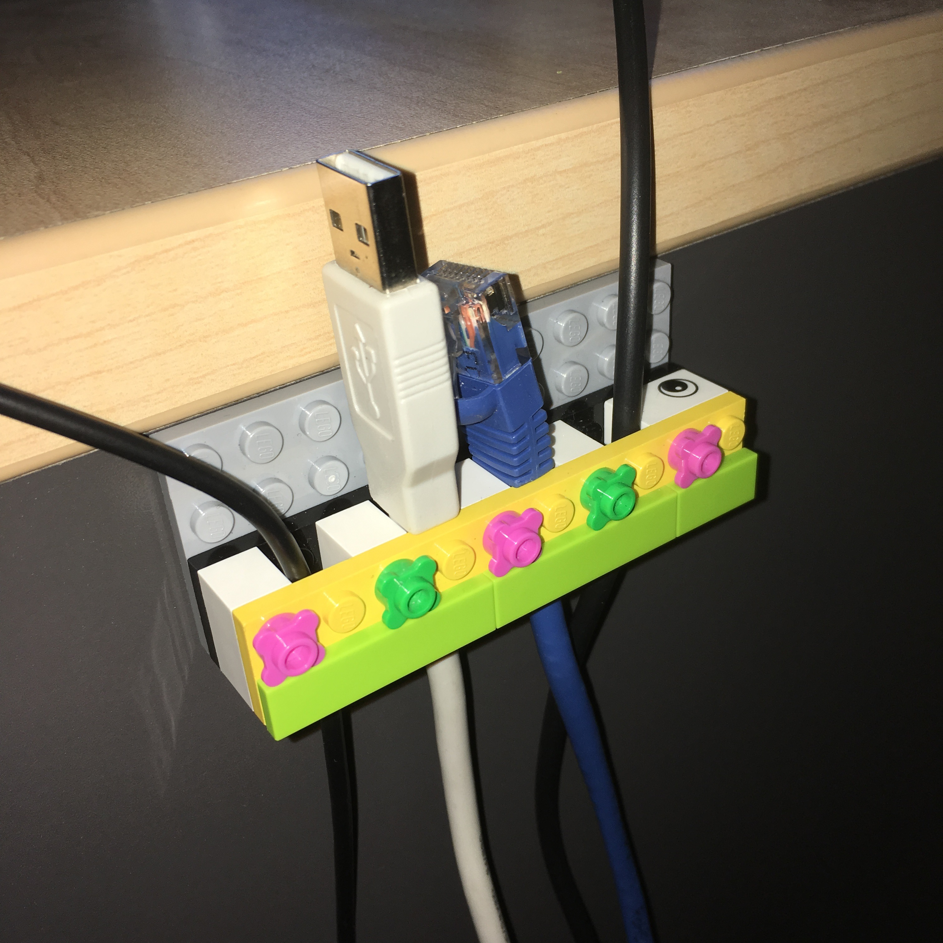 Lego Cable Minder